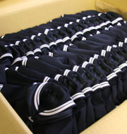 土佐女子高校の制服